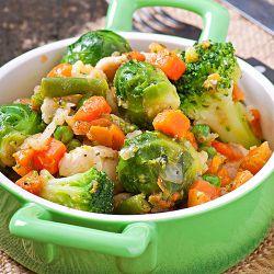 Вкусные овощи в мультиварке рецепты